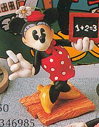 Minnie as Teacher