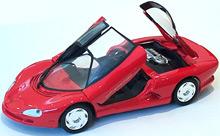 Corvette Indy - Red