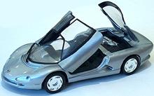 Corvette Indy - Silver