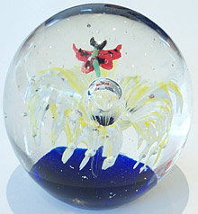 Sea Flower Paper Weight